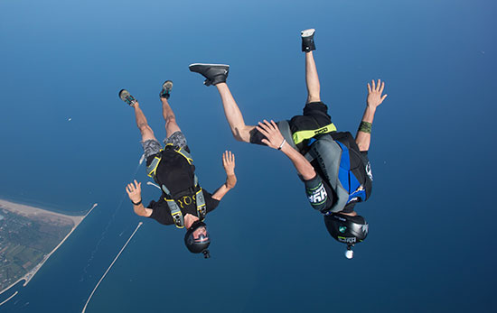 Adrenaline fueled fun!