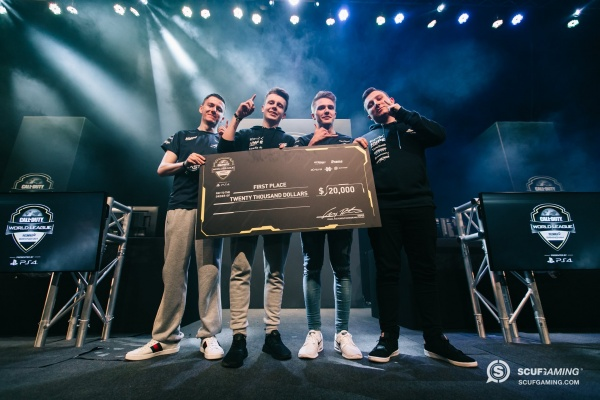 Call of Duty World League Championships: All guns blazing for Epsilon Esports