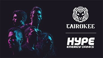 Cairokee and Hype Energy Partner for 2018