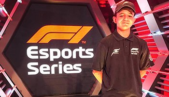 Chilean Sim Racer Fabrizio Donoso Joins Hype Energy eForce India