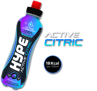 Hype Active Citric Drink