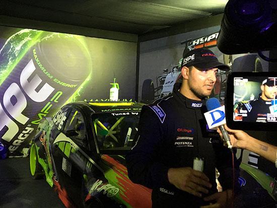 Brand New Hype Energy Racing Trio in Egypt