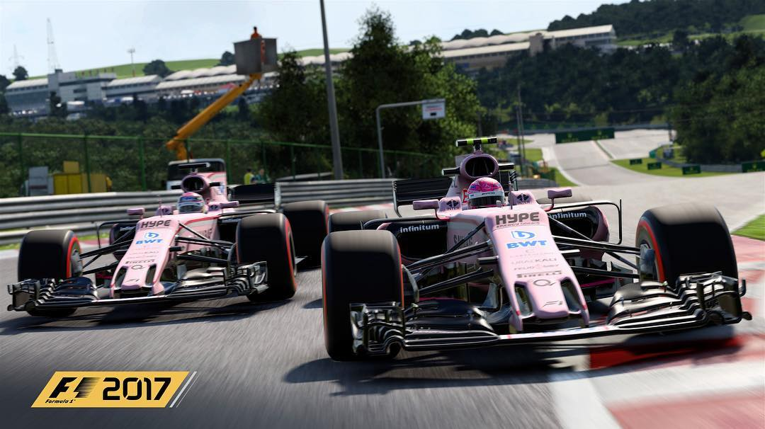 F1 Game Codemasters