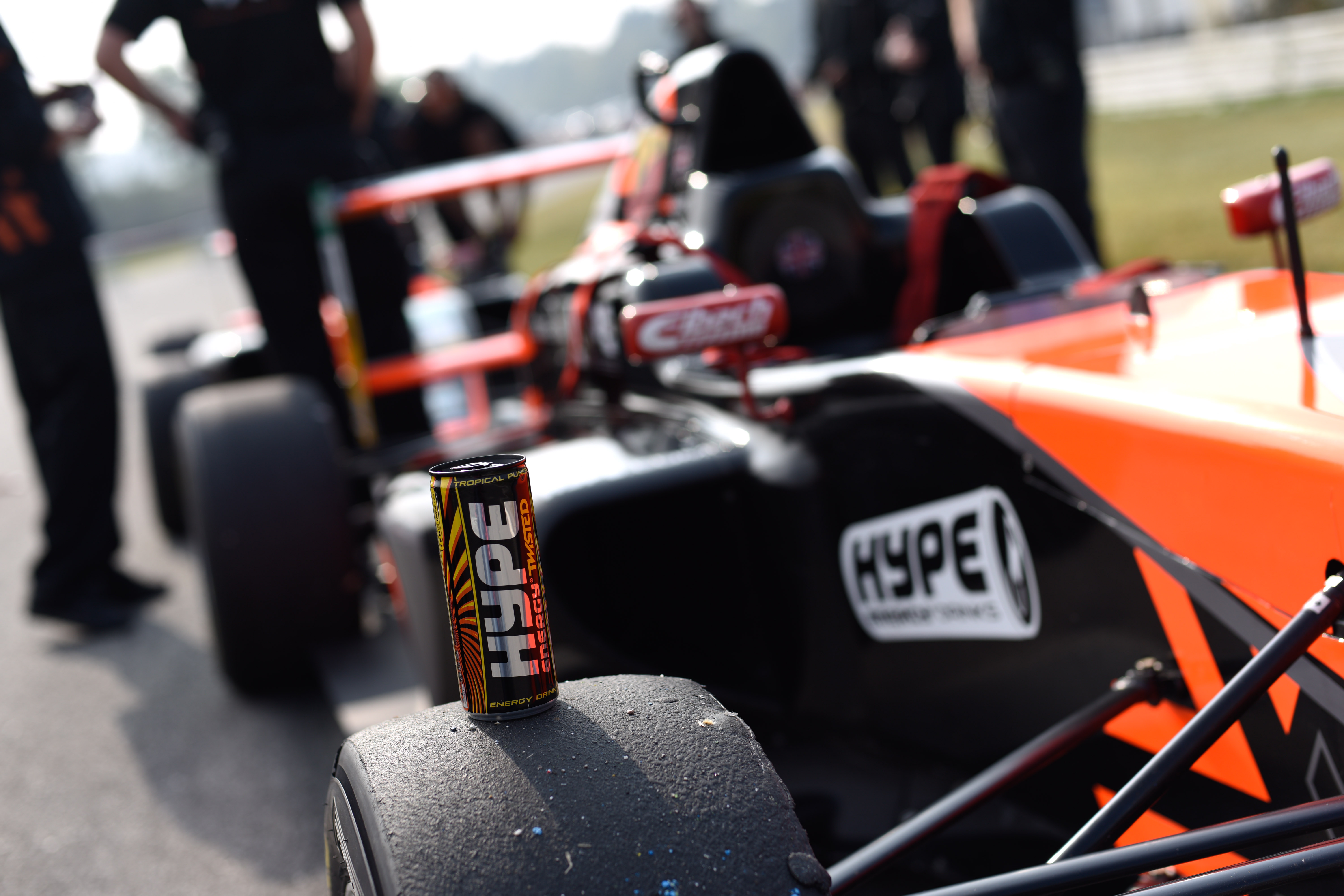 Hype Energy Twisted Van Amersfoort Racing