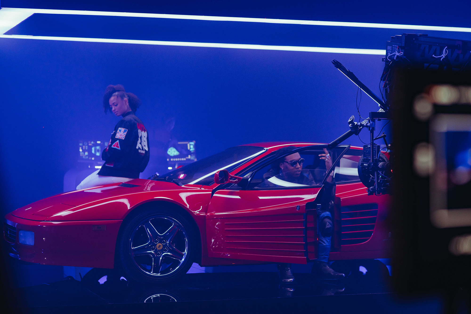 Migos and Hype Energy Team up for Motorsport Video » Hype ...