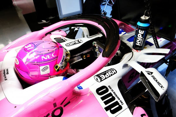 Hype Energy F1 enters its 4th consecutive season as a partner of Force India F1.