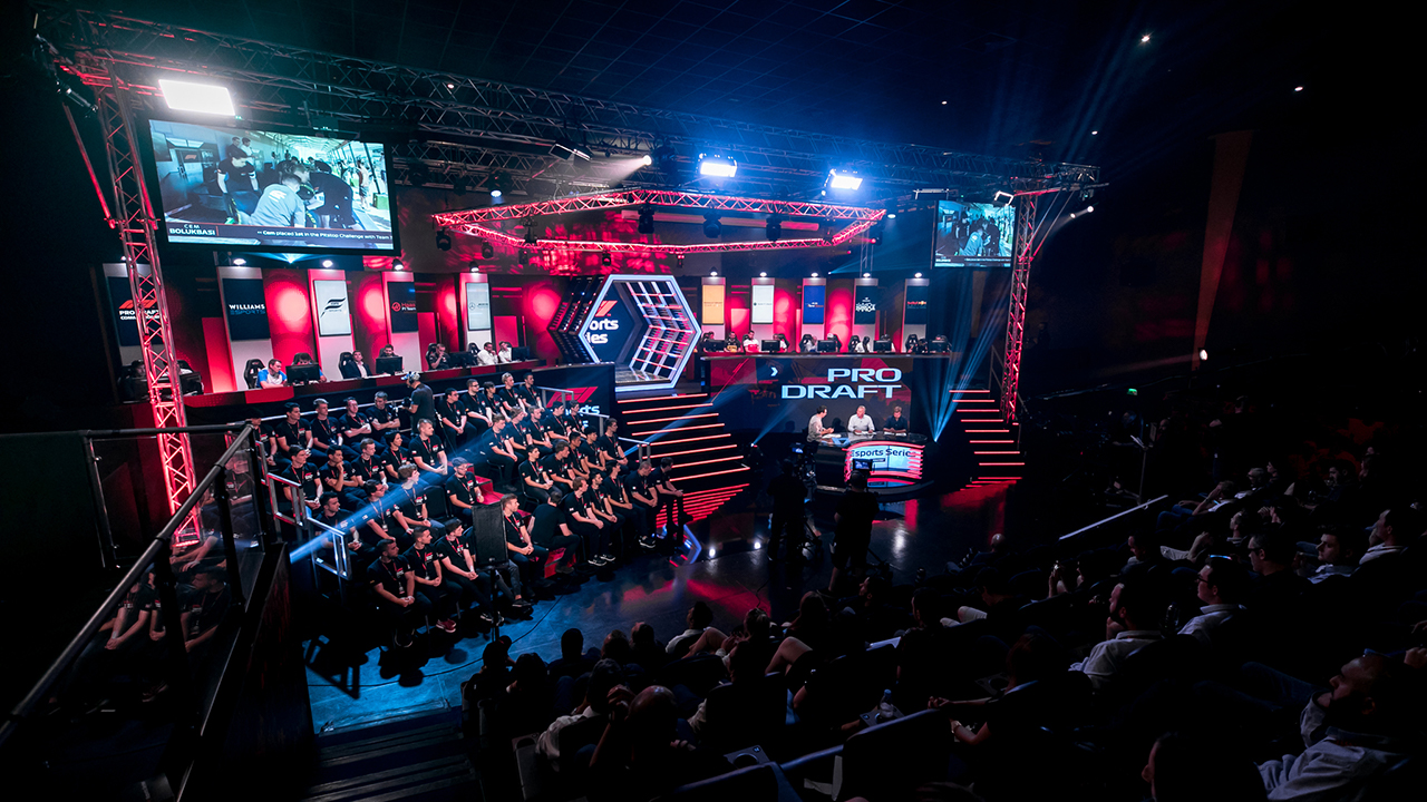Hype Energy eForce India F1 Esports Pro Draft