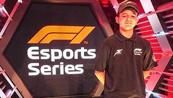 Chilean Sim Racer Fabrizio Donoso Joins Hype Energy eForce India