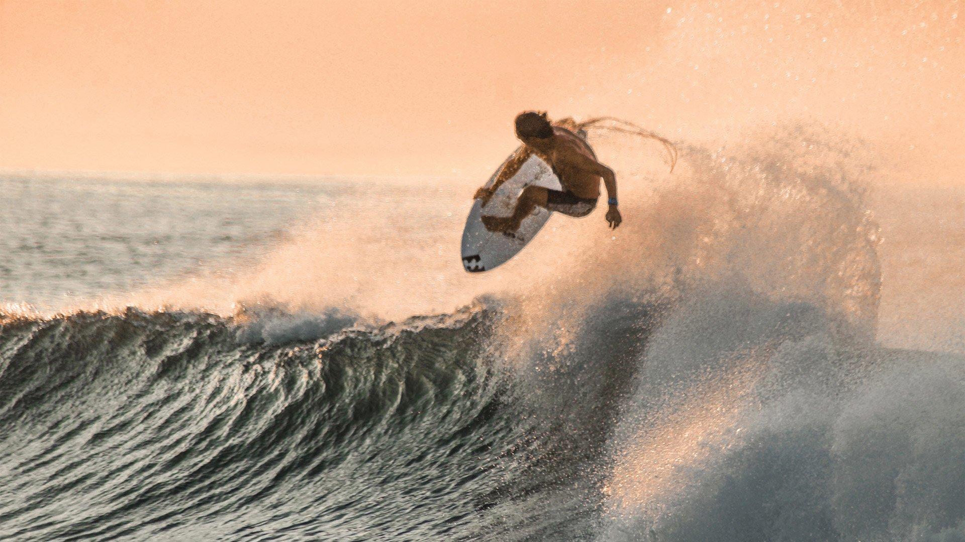 Surfing Prodigy Bryan Perez Joins Hype Energy's Athlete Team