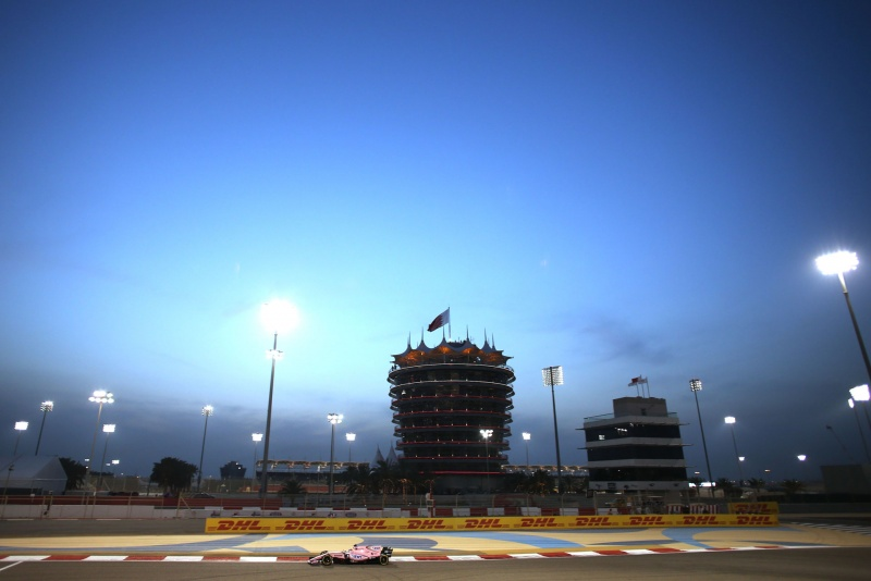 Bahrain GP Hype Energy F1 17