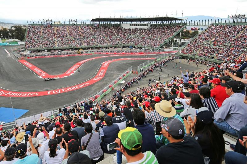 Hype Energy Force India F1 Mexico GP 5