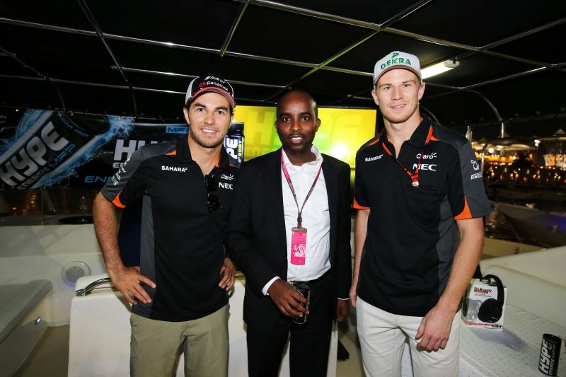 Hype Energy Force India F1 Saturday Night Yacht Party 1