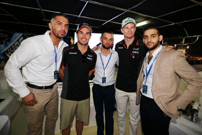 Hype Energy Force India F1 Saturday Night Yacht Party 14