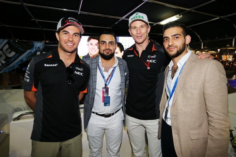 Hype Energy Force India F1 Saturday Night Yacht Party 16