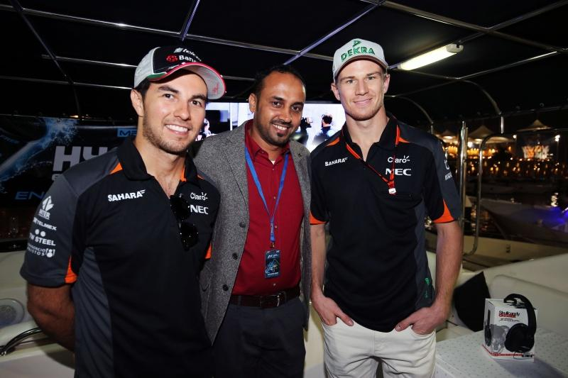Hype Energy Force India F1 Saturday Night Yacht Party 20