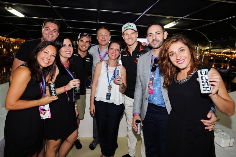 Hype Energy Force India F1 Saturday Night Yacht Party 21