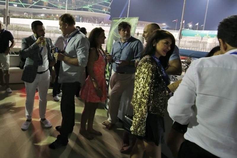Hype Energy Force India F1 Saturday Night Yacht Party 23