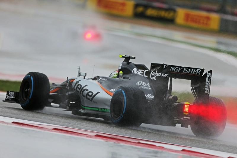 Hype Energy Force India USGP 1