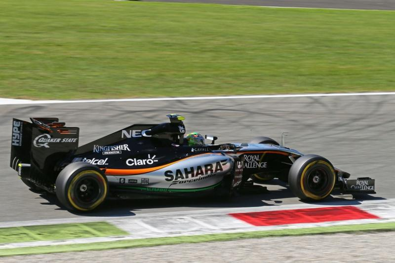 Hype Energy Sahara Force India ItalianGP 4