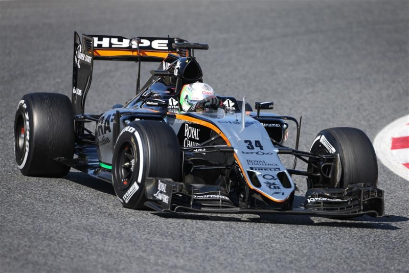 Sahara Force India Formula One Australia 5