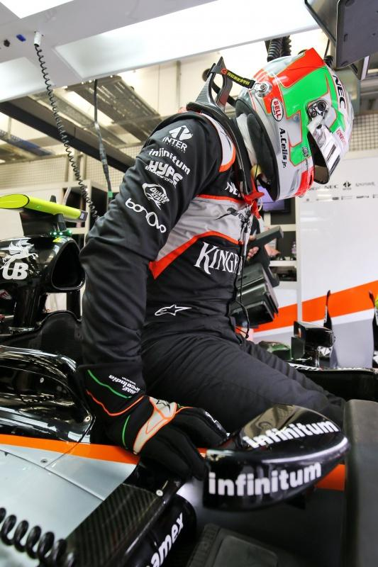 Sahara Force India Formula One Bahrain 19