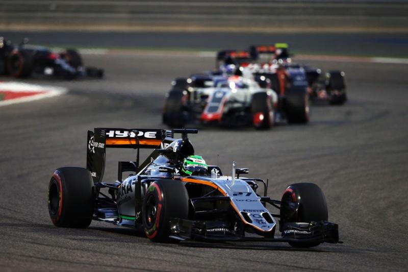 Sahara Force India Formula One Bahrain 8