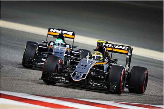 Sahara Force India Will Unveil Big Upgrades in Catalunya