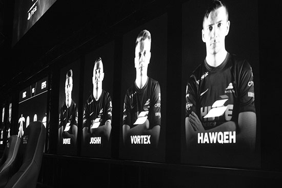 Epsilon storm to victory at the CWL Sheffield championships