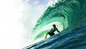 World's Top Ranked Chilean Surfer Manuel Selman Joins Hype Energy