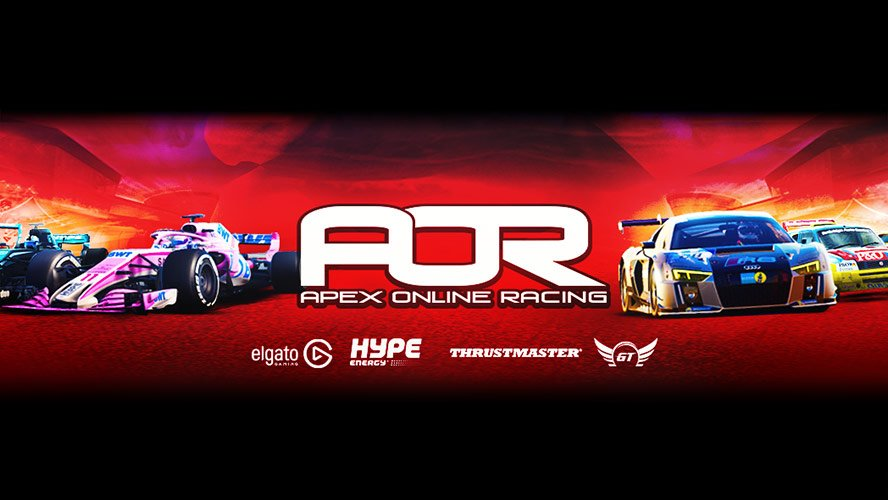Apex Online Racing and Hype Energy Renew Esports Partnership in 2019
