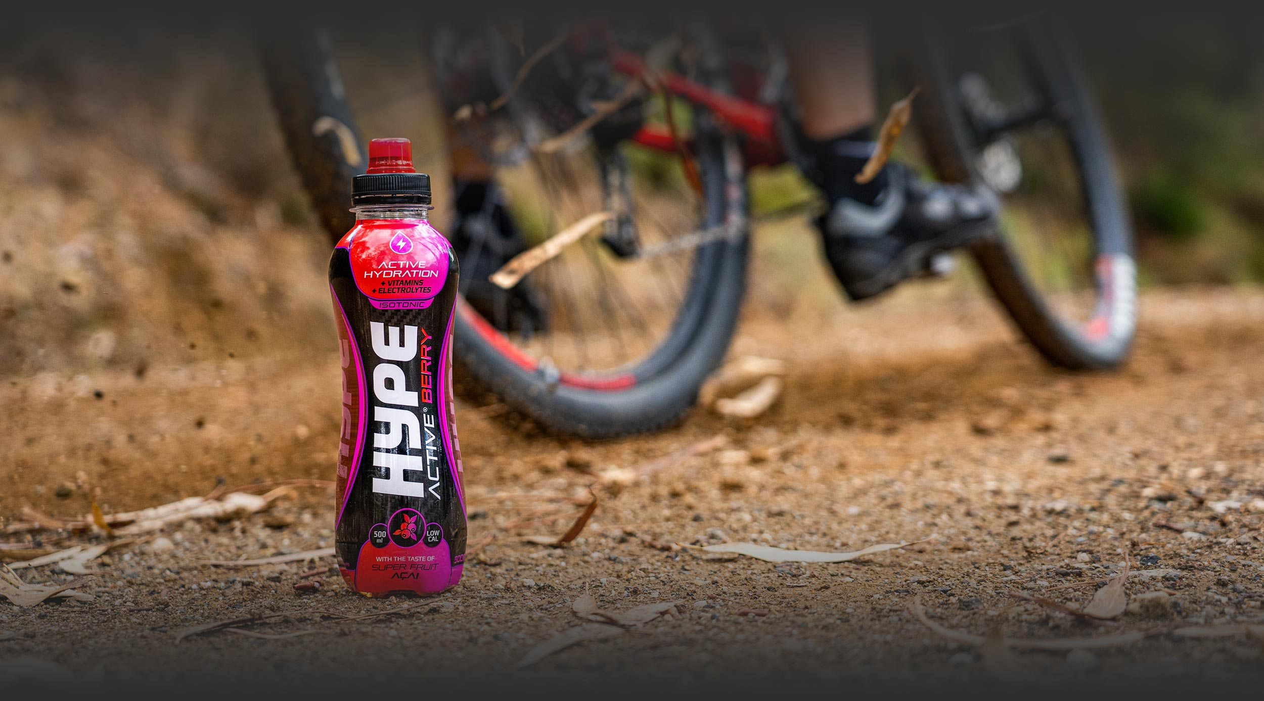 Hype Active Berry