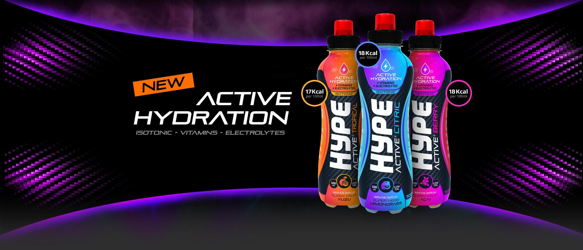Hype Active Hydration