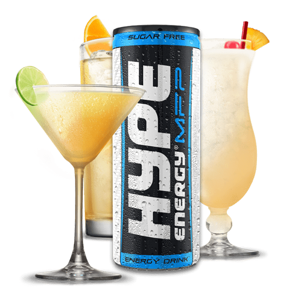 Hype Energy MFP SugarFree Cocktail