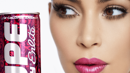 Enlite Hype Energy Kim Kardashian